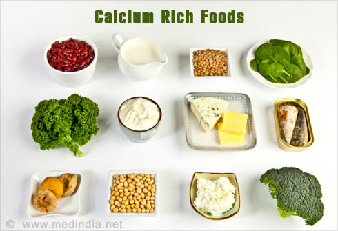 Natural Foods That Are Rich In Calcium