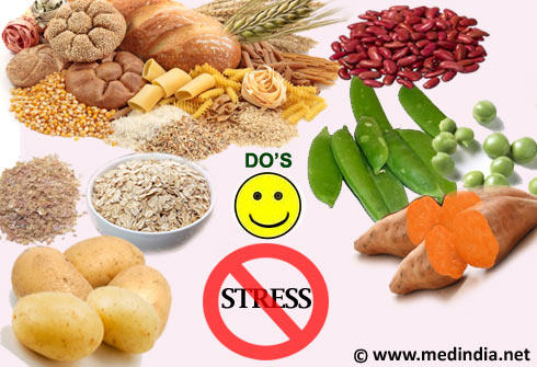 Diet and Nutrition for Stress Management