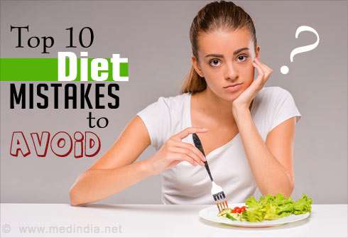 Top 10 Diet Mistakes to Avoid