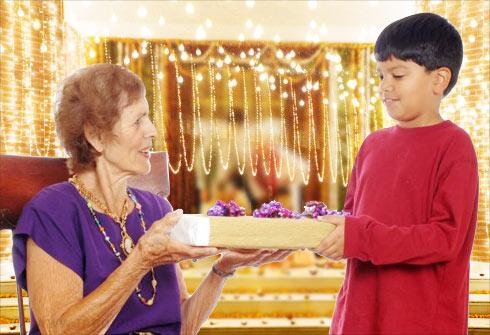 Celebrate Diwali - Ecofriendly