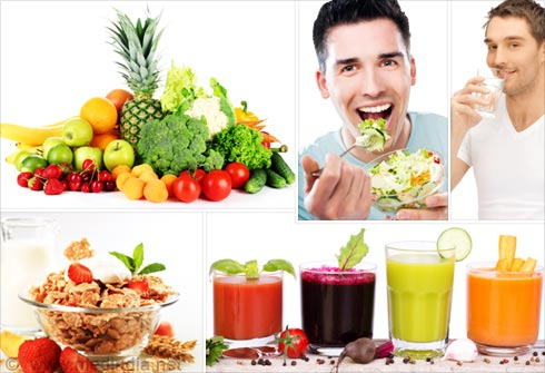 Lifestyle and Healthy Eating Habits