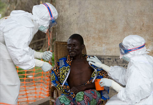 Ebola Infection - How to Prevent and Control It