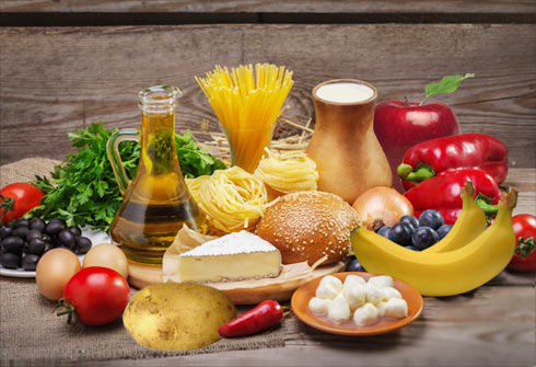Complex Carbohydrates Foods List India