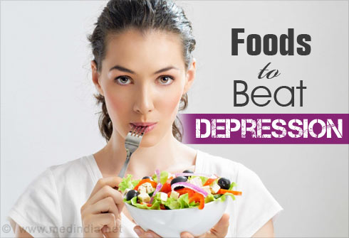 Foods to Beat Depression