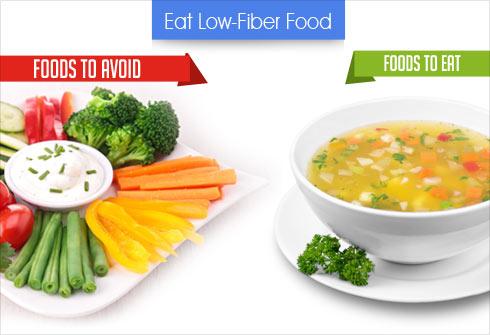Ileostomy Diet - Foods to Eat and Foods to Avoid