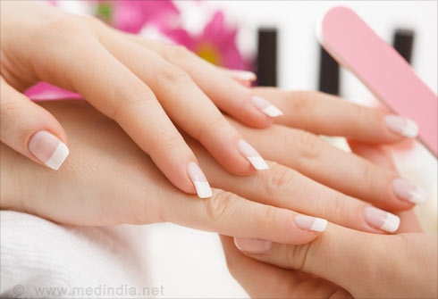 Your Nails Can Say Alot About Your Health
