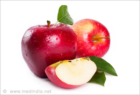 Top Five Negative Calorie Foods