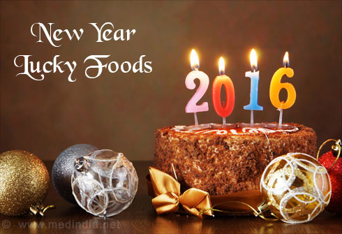 Multiply Luck in 2016 by Eating Lucky Foods on New Year's Eve