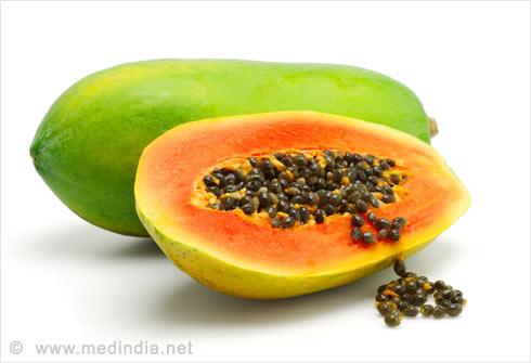 Vitamin C Rich Foods