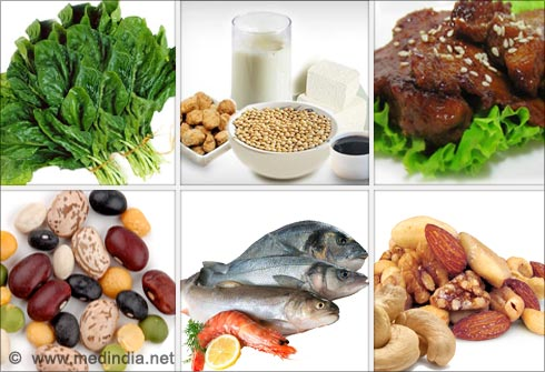 Top Ten Protein-Rich Foods