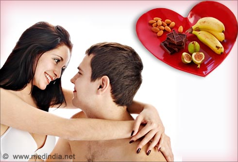 Foods to increase sex drive in males