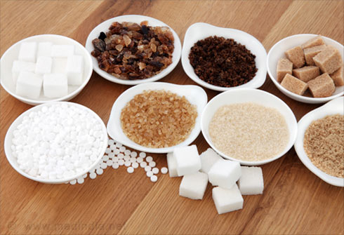 Sugar Rich Natural Foods