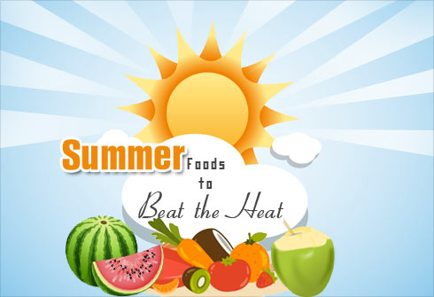 Top 10 Summer Foods to Beat the Heat