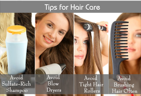 Top 8 Natural Supplements for Healthy Hair