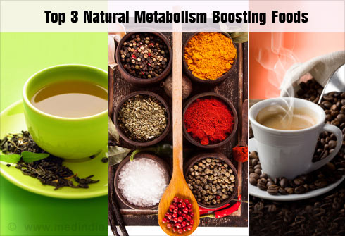 Metabolism-Boosting Foods