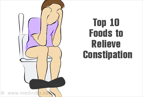 Top 10 Foods to Relieve Constipation